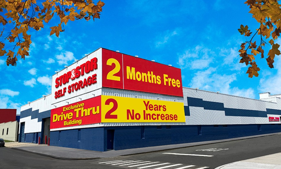 Our huge Bronx Drive-Thru allows quick, safe, and comfortable access.